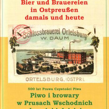 Ausstellungskatalog Bier und Brauereien in Ostpreußen
